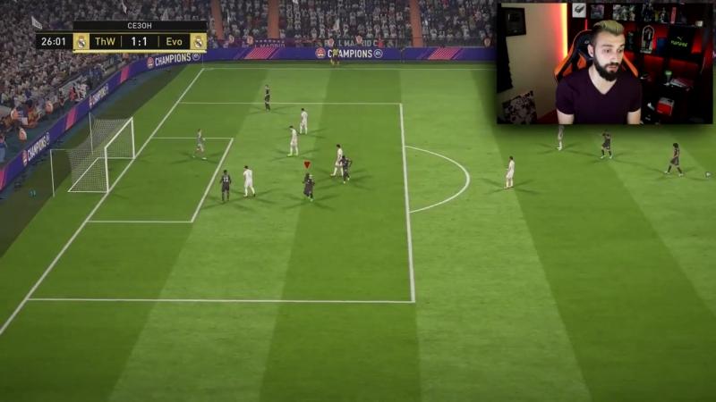[EvoNeon FIFA] TOTS АКИНФЕНВА БИИИИИИИСТ