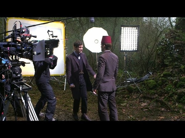 Matt Smith David Tennant: Our Doctors' Differences - The Day of the Doctor - Doctor Who 50th - BBC