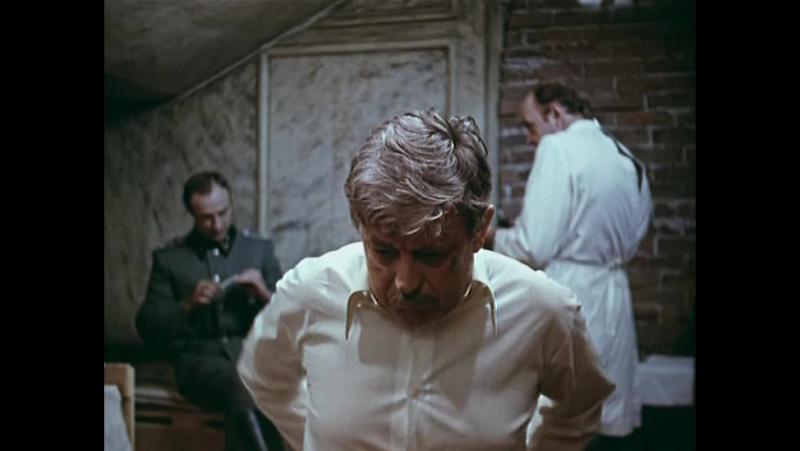 Где ты был Одиссей 1 серия 1978 СССР фильм военный ия