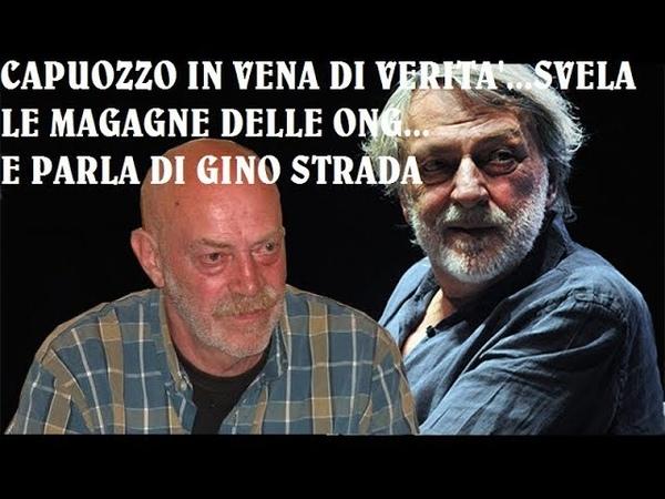 Toni Capuozzo: Quel silenzio sulle parole di Gino Strada contro la Ong che pretendeva soldi