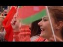 Білоруси співають пісню своїх конкурсантів на Євробаченні