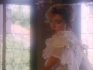 КЛИП  МАДОННА  MADONNA - Like A Virgin 1984  (HD