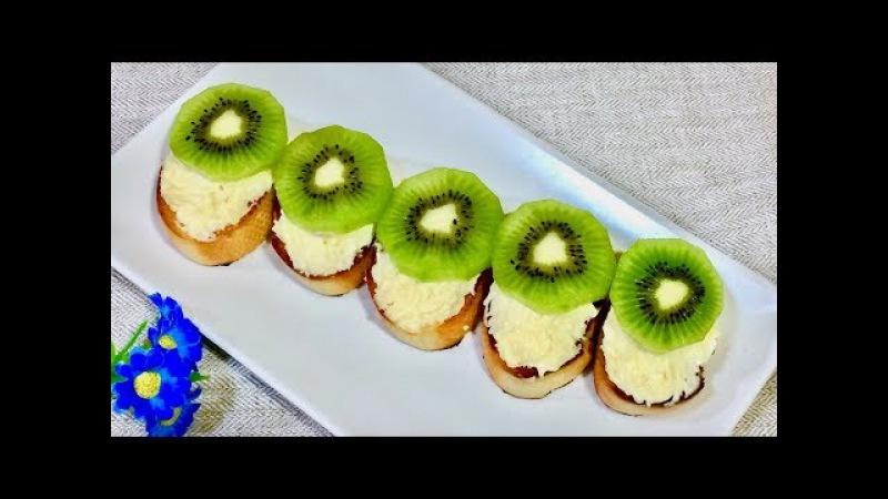 Рекордно популярное блюдо на островах Таити 🍈 Рецепт самых вкусных бутербродов 🍈 Рецепты закусок.