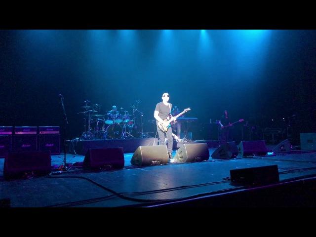 G3 Moscow 16.03.18 Satriani Cherry Blossom 4K
