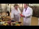 Путин позавтракал самарскими круассанами
