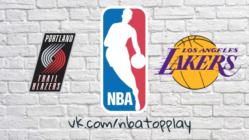Portland Trail Blazers vs Los Angeles Lakers | March 5, 2018 | 2017-18 NBA Season