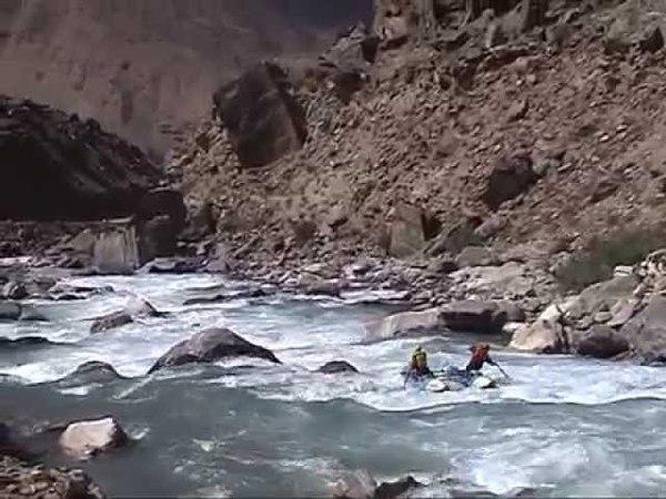 Шахдара и Гунт - реки Таджикистана (сентябрь, 2009)