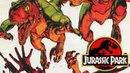 Death by Velociraptor - Animals/Men - Raptor Part 4 - Jurassic Park Comics