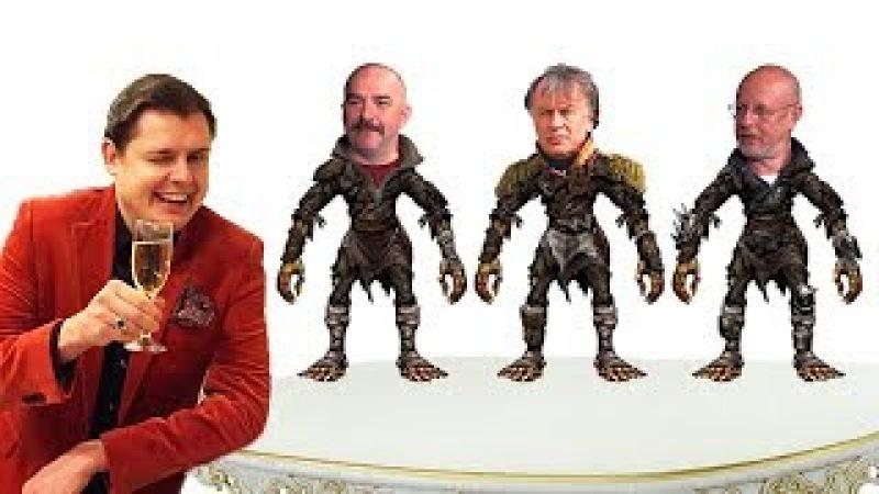 Понасенков, Гоблины, Доцент и Наполеон
