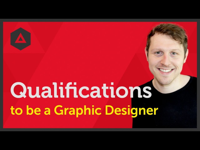 Qualifications to be a Graphic designer? Ep30/45 [Beginners Guide to Graphic Design]