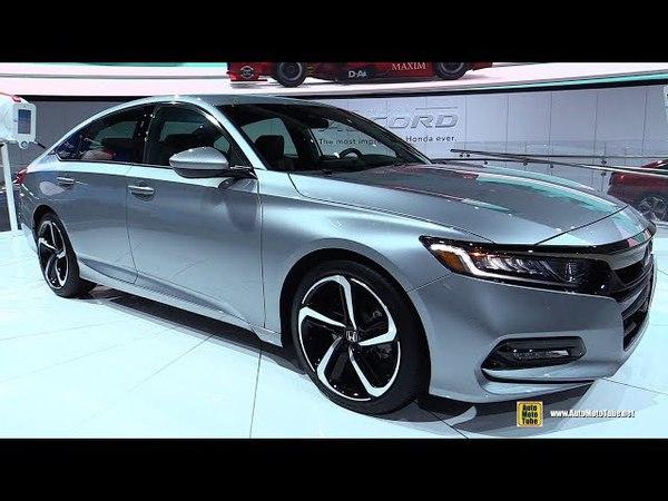 2018 Honda Accord - Exterior and Interior Walkaround - 2017 LA Auto Show