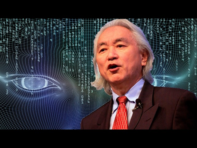 Michio Kaku Says Merging With Robots Is The Best Option