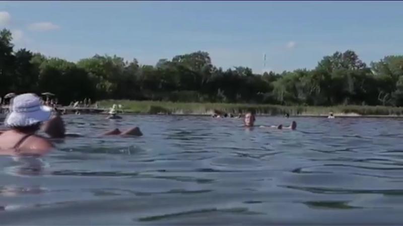 Ktaros-Show Open Air на Медвежьем озере с лечебной грязью