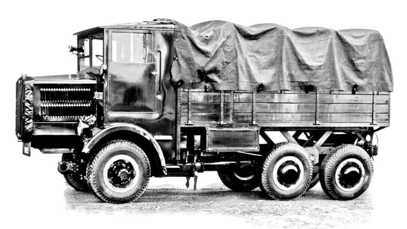 Tatra T25 1934