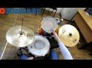 Уроки игры на барабанах для начинающих 1 урок