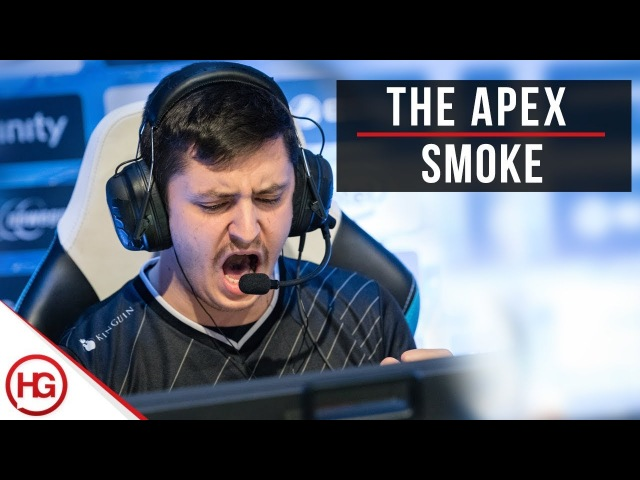The Apex Smoke for Deep A Main Cache CS GO Quick Tips 18
