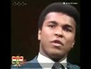 Мухамед Али американский Боксёр