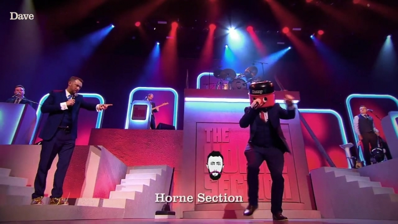 The Horne Section Television Programme Trailer