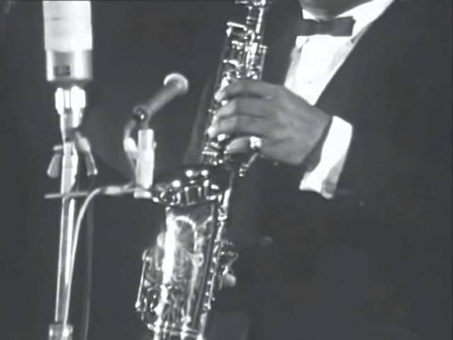Roy Eldridge, Benny Carter, Don Byas, Coleman Hawkins, Jo Jones 1960 JATP-Paris, Take The A Train