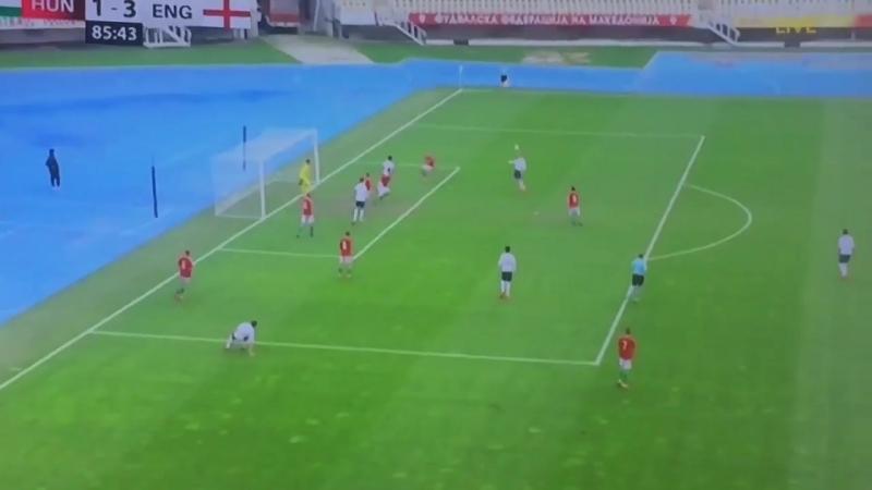 Reiss Nelson second goal