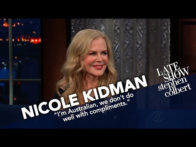 Nicole Kidman Forgot Stephen Was Also In 'Bewitched'