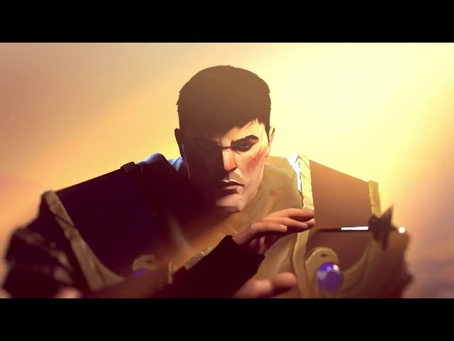 League of Legends Cinematic - Leesin Garen Ashe Vadiye Gelirken Neler Yaşadı