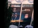 The sun rises over the streets of Kiev. UCLfinal day has arrived. - - WeAreLiverpool