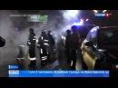 Вести-Москва • Два человека сгорели заживо в тройной аварии на МКАД