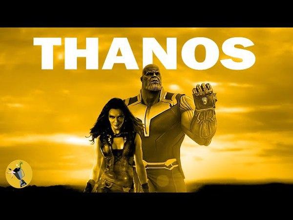 Thanos - Logan Style (Avengers: Infinity War Parody)