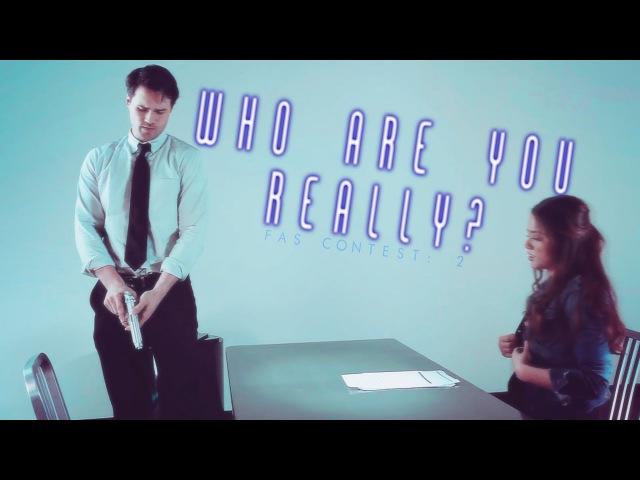 Фан-видео | ♛ grant ward (skye) | who are you, really [FAS]