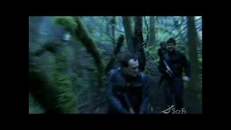 Stargate atlantis music video(It's Not Over)