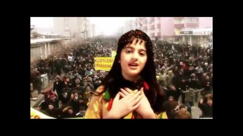 Koma Zerdeste Kal - Newroz 2012 [HD Kalite Video Klip] Lyrics