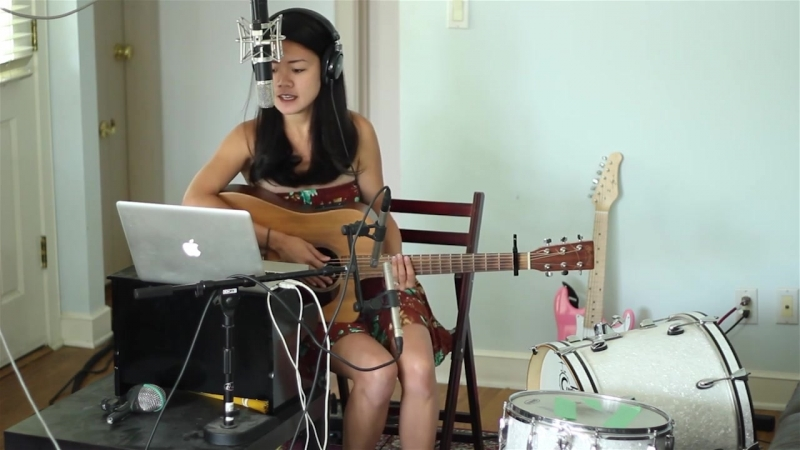 Metronomy-the look (covered by kawehi)