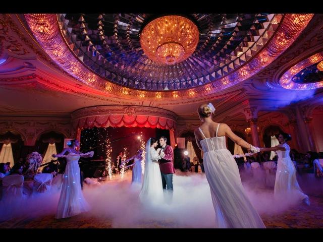 Шикарная езидская свадьба в Москве.Князь и Оксана.Dawata Ezdia