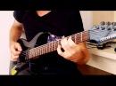 Тест канатов на гитаре (Elixir Baritone 12-68)