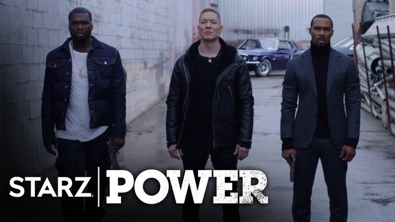 Power | Season 5 Tease | STARZ/Тизер пятого сезона сериала Власть в ночном городе