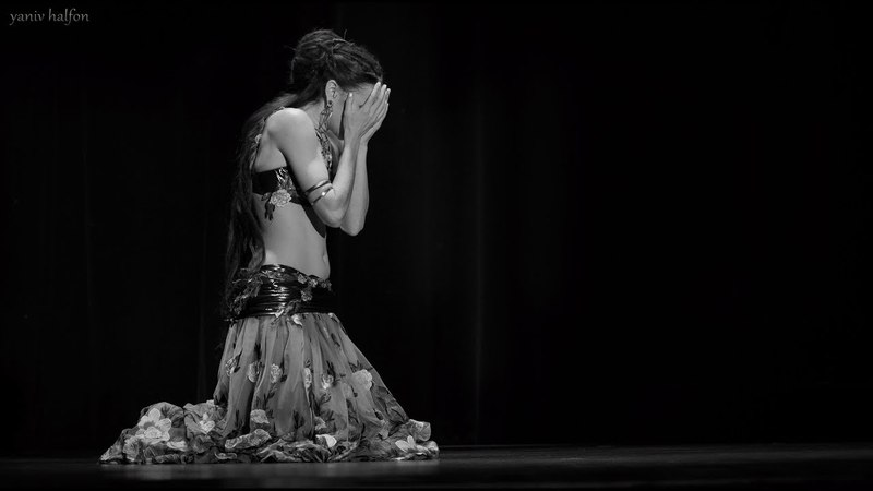 April Rose performs Tribal Fusion Bellydance at The Massive Spectacular!