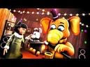 [FNAF/SFM] My Dear Friend 3 ORVILLE ELEPHANT THE MAGICIAN (FNAF6/FFPS Animation) 😭💔😭