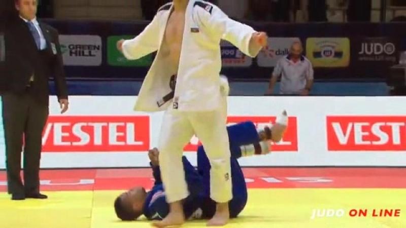 Orujov Judo Vine