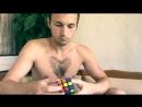 Кубик рубик цвет настроения синий