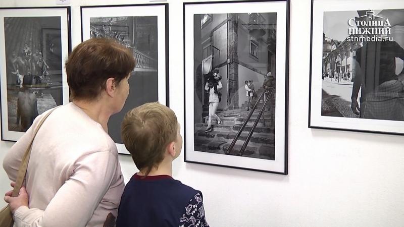 Выставка лиссабонского фотографа Мосты открылась в Русском музее фотографии