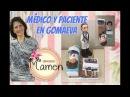 3ª Parte Como hacer un médico y paciente en gomaeva Creaciones Mamem