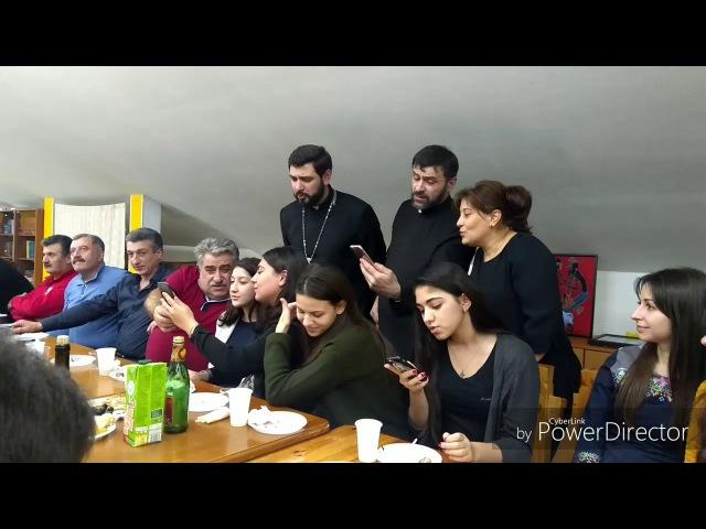 Встреча армянской католической общины