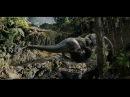 Кинг Конг против динозавров Обожаю этот момент
