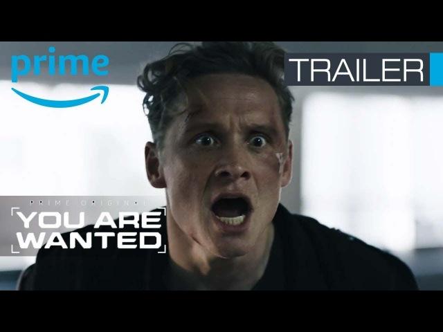 You Are Wanted Staffel 2   Offizieller Trailer   Die Jagd auf Burning Man geht weiter » Freewka.com - Смотреть онлайн в хорощем качестве