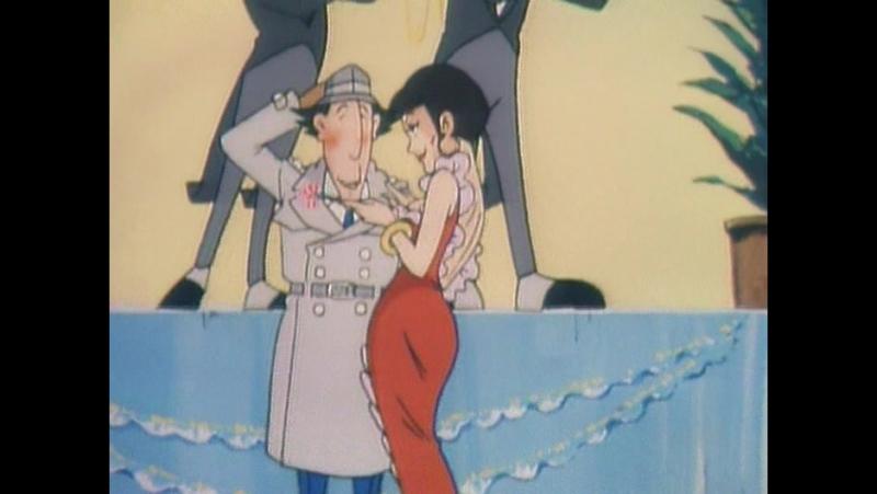 Инспектор Гаджет 2x11 Busy Signal 1983 Inspector Gadget