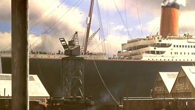 Titanic in 10 seconds (1997)