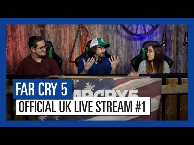 Far Cry 5 Live Episode 1 UK