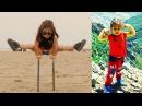 Самый СИЛЬНЫЙ 3 летний ребенок Arat Hosseini МОТИВАЦИЯ