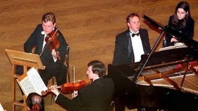 Taneyev - Piano Quintet - Pletnev / Bruni / Galaktionov / Dubov / Rudin (live in Moscow, 2001)